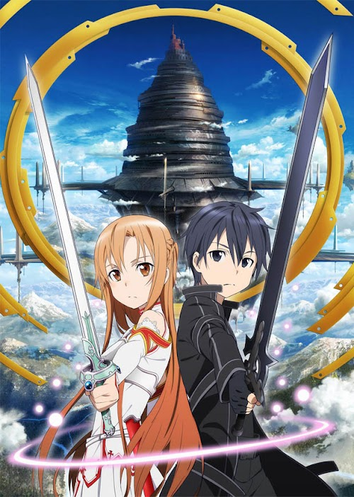 Descargar Sword Art Online [25 - 25][Sub Español][MEGA] HDL]