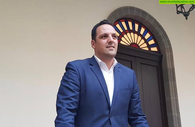 El alcalde de Breña Alta celebra que exista el 'necesario feedback' entre Ayuntamientos y Diputado del Común en referencia a las modificaciones de crédito municipales