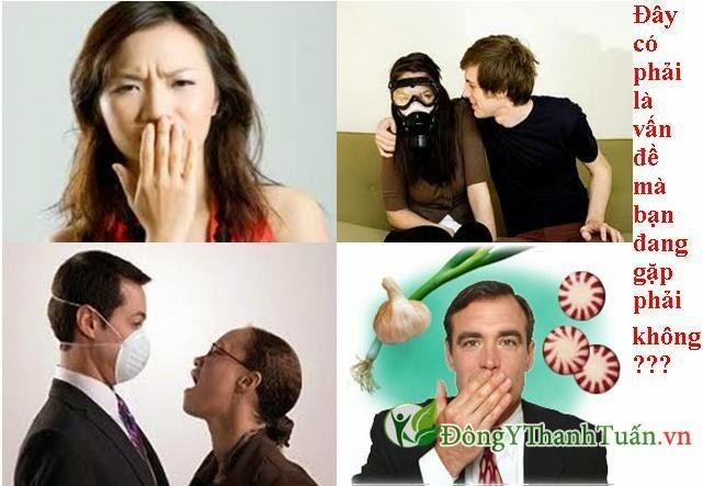 Bệnh Hôi miệng có lây không?