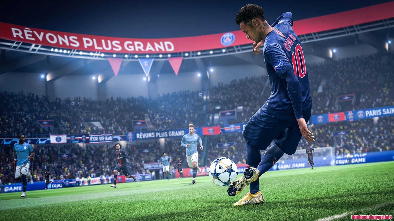 Download game FIFA 19 Full Cr@ck Fshare