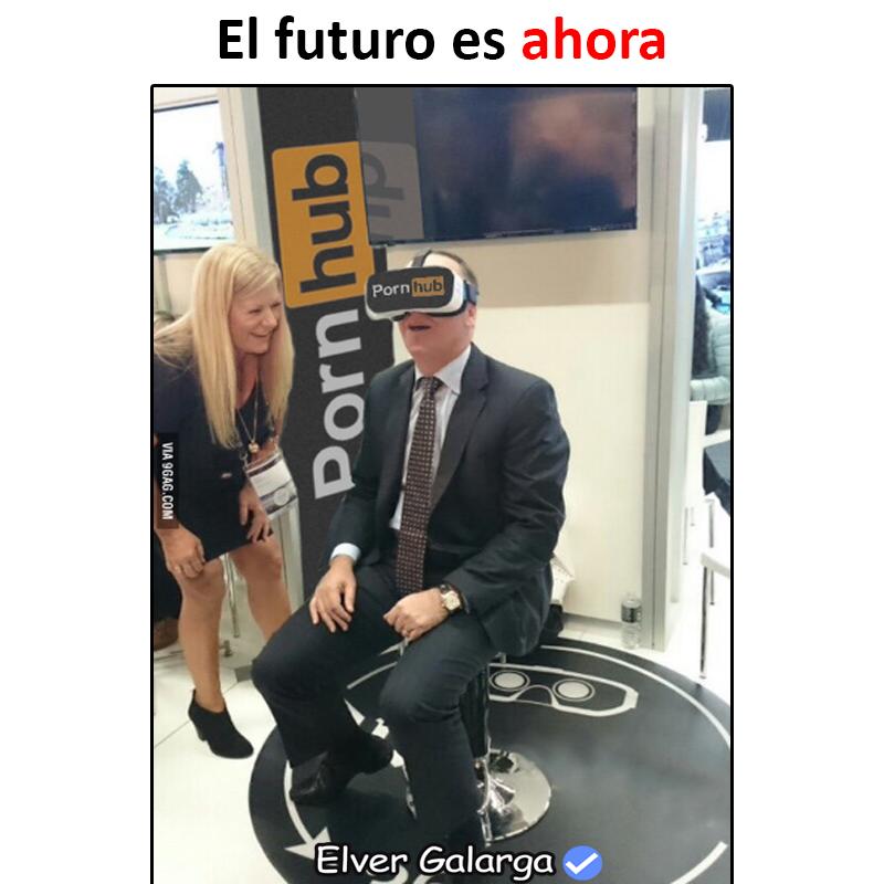 El futuro es pasado!