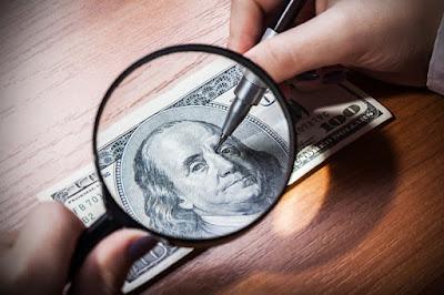 Soñar con dinero falso ¿Que Significa?