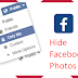 How to Hide Facebook Photos