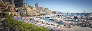 Formula 1 Monaco GP 2019