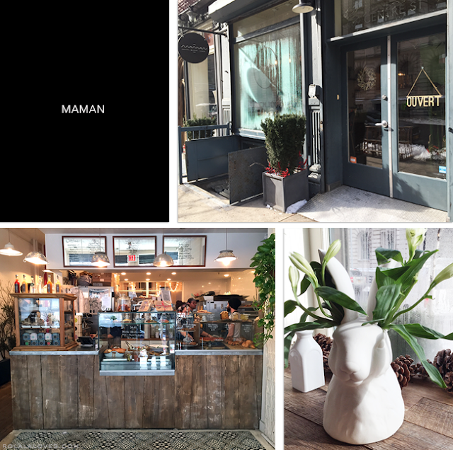 Maman New York, Maman Review
