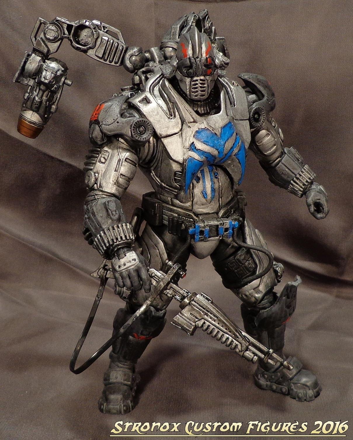 Stronox Custom Figures: Star Wars: Durge