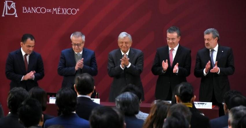 Ministros de México reducirán sueldo en un 25% para 2019