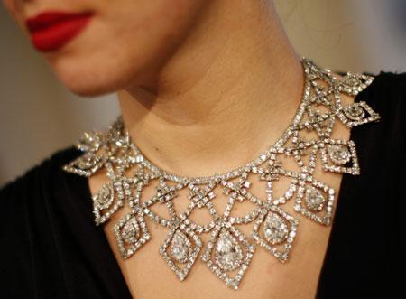 Artificial Jewellery Cartier Necklace