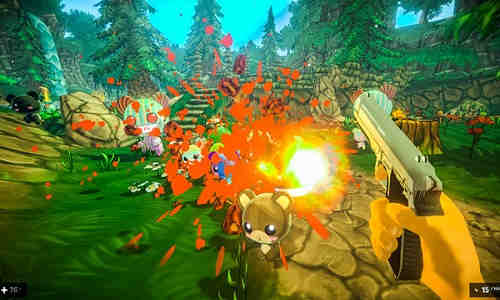 ATTACK OF THE KILLER FURRIES Game Free Download
