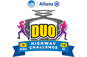 Duo Highway Challenge Run - NPE Highway 2018 - 29 July 2018