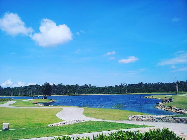danau lagoi bay