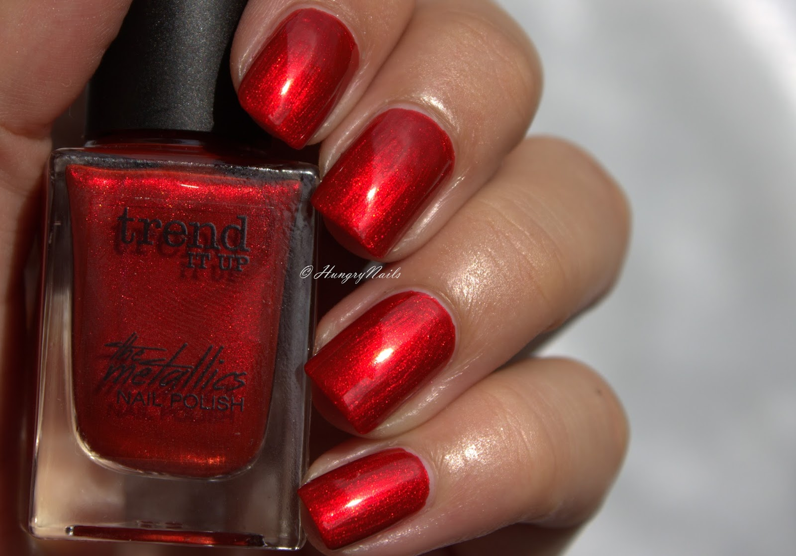 trend IT UP   the metallics Limited Edition Nail Polish ...