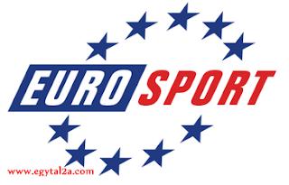 تردد قناه يورو سبورت الجديده على هوت بيرد EUROSport TV Channel Frequency