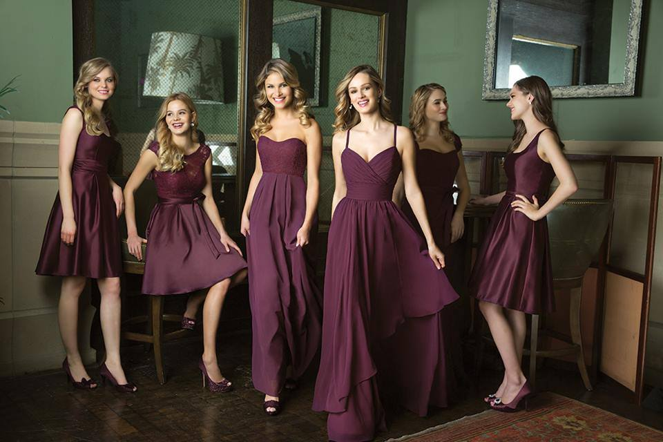 Bridesmaids Dress Shops - Ocodea.com