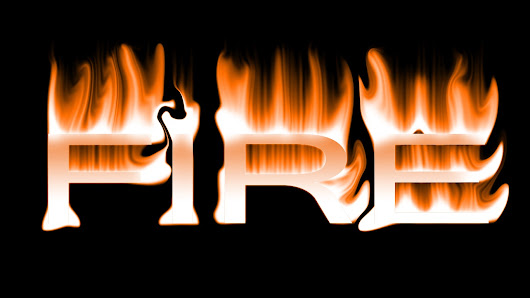 5. how can make fire effect in photoshop