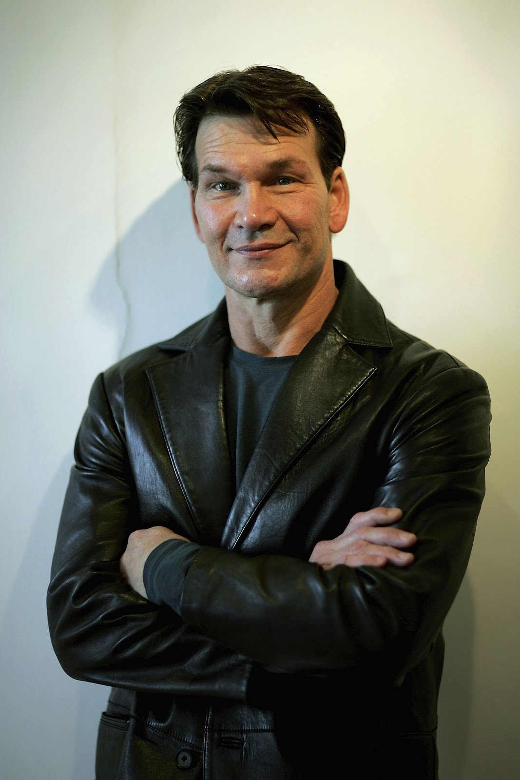 Carroll Bryant: Influences: Patrick Swayze
