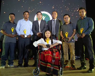 MYC Young Achievers' Awardee, 2018