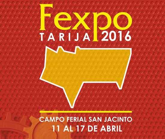 Cartelera Fexpo Tarija 2016