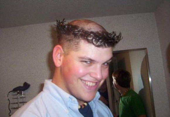 Awesome No Way This Is Perhaps The Worst Haircuts Of All Time Photos Short Hairstyles Gunalazisus