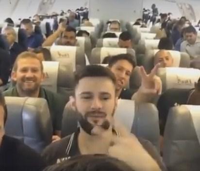Pesawat yang ditumpangi Klub Chapecoense Brasil mengalami kecelakaan