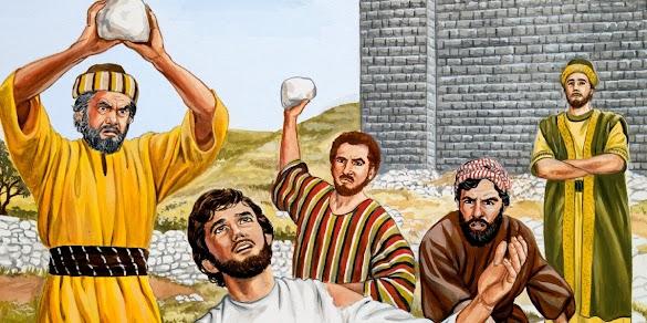 Kumpulan 116 Cerita Alkitab Untuk Anak Sekolah Minggu di Gereja