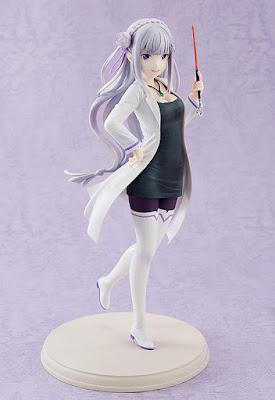 """Emilia High School Teacher Ver. 1/7 de """"Re: Zero Kara Hajimeru Isekai Seikatsu"""" - Kadokawa"""