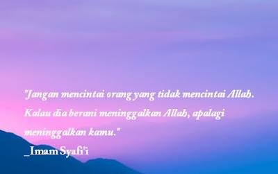 gambar kata bijak, mutiara, motivasi, quote imam syafi'i