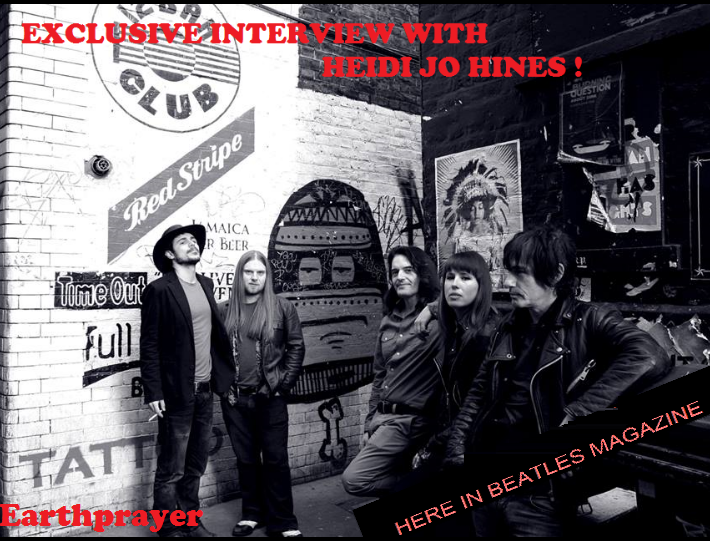 EXCLUSIVE INTERVIEW WITH HEIDI JO HINES (Daughter of DENNY LAINE)