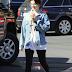 Selena Gomez Spotted in Selena Quintanilla's T-shirt