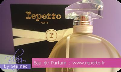 Parfum - l'Eau de Parfum Repetto
