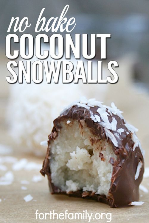 ★★★★☆ 7561 ratings | NO BAKE COCONUT SNOWBALLS #HEALTHYFOOD #EASYRECIPES #DINNER #LAUCH #DELICIOUS #EASY #HOLIDAYS #RECIPE #NOBAKE #COCONUT #SNOWBALLS