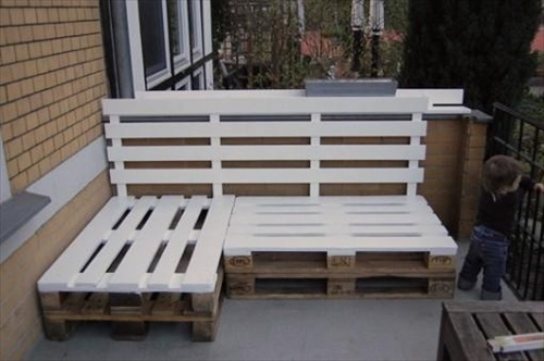 Diy Pallet Couch - Attractive Addition For Living Room - Pallet