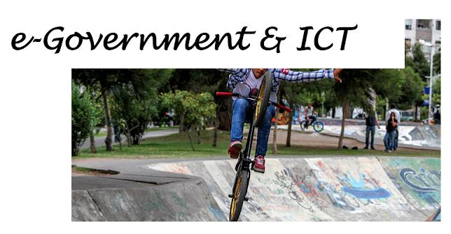e-government es eso, dejar tiempo libre al ciudadano para que se desarrolle, y las TIC no deben ser un impedimento.