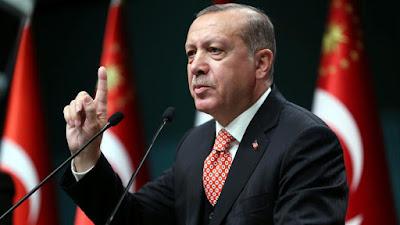 Turki Kembali Pecat Ribuan Polisi, Dosen dan PNS