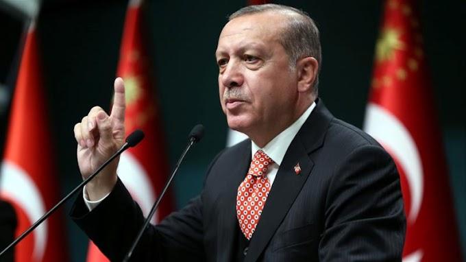Turkish President Erdogan vows to stand by 'Qatari brothers' amid crisis