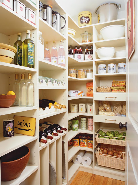 How To Organize Kitchen Cabinets And Drawers Guide!