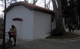 ο ναός της Αναλήψεως στην Έδεσσα