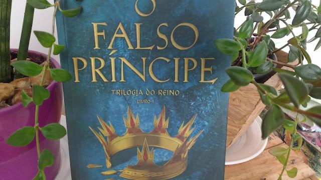 o falso principe livro