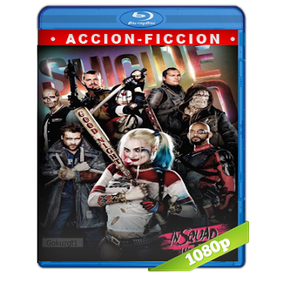 Escuadron Suicida (2016) BRRip Full 1080p Audio Trial Latino-Castellano-Ingles 5.1