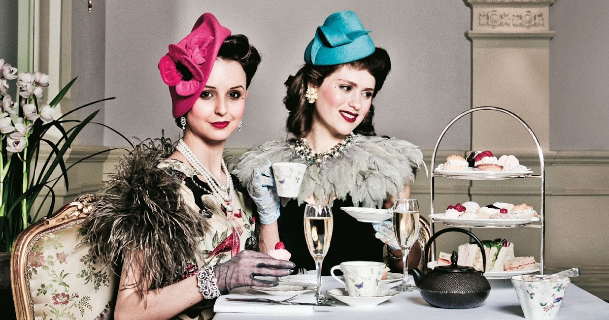 Royal Tea Millinery Fashion Show April
