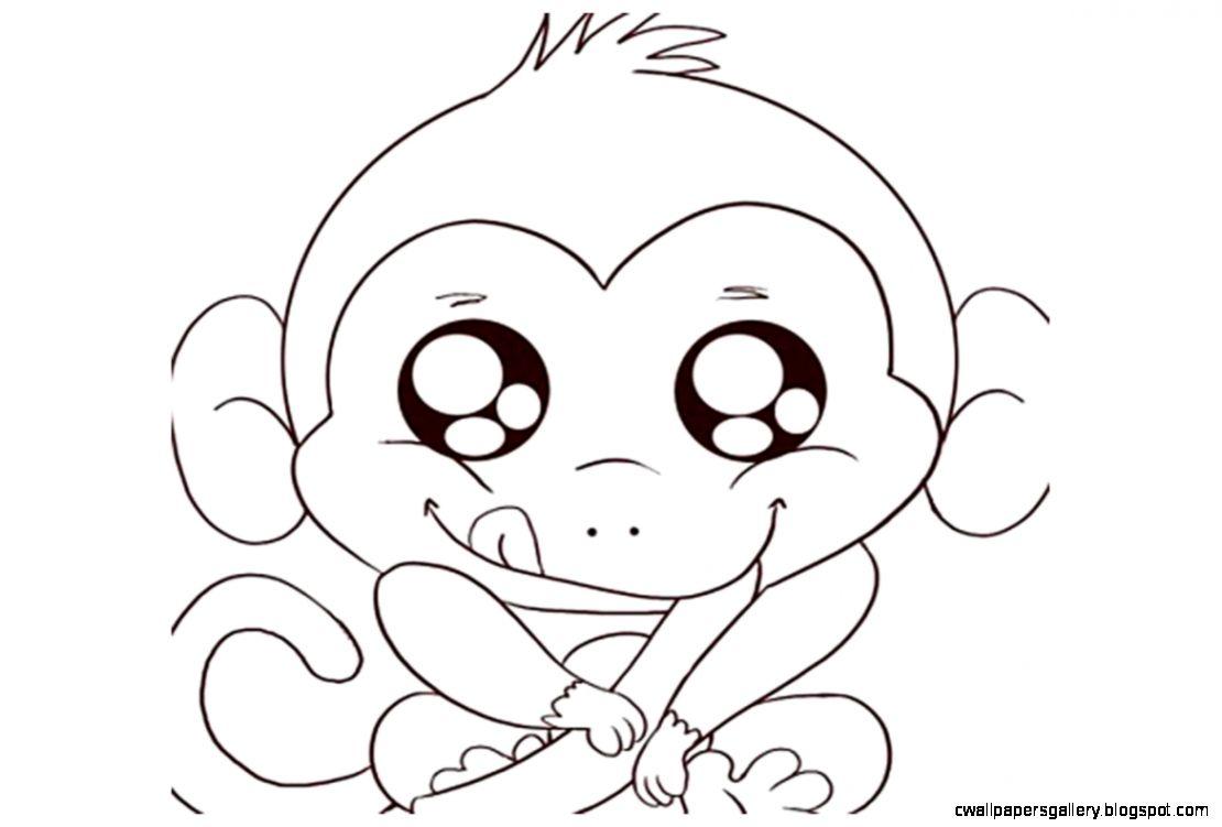 Easy Cute Baby Animal Drawings | Wallpapers Gallery