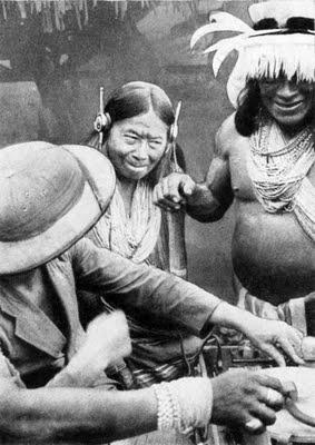 Expédition nazie en amazonie