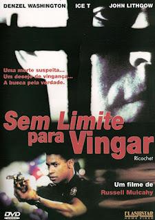Sem Limite Para Vingar - DVDRip Dublado