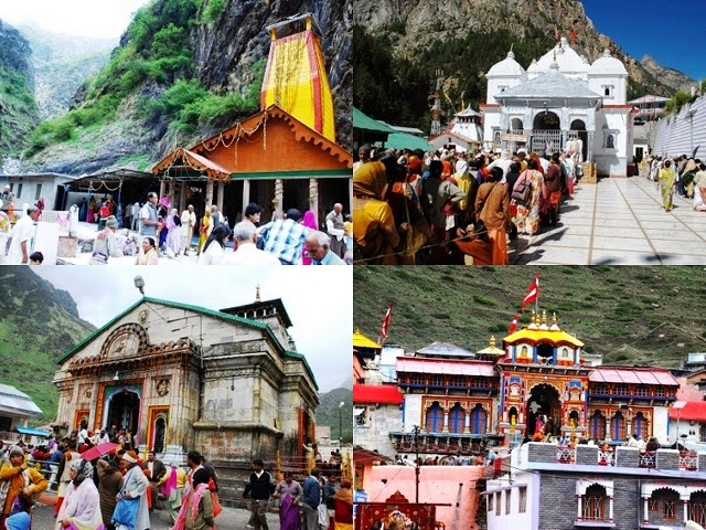 Chardham - Sacred Jewel of the Himalayas