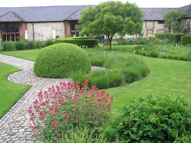 Piet Oudolf garden