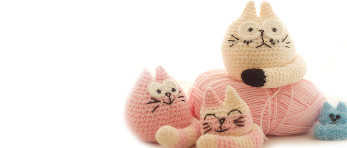 Crocheting For Cats : Crochet Cat