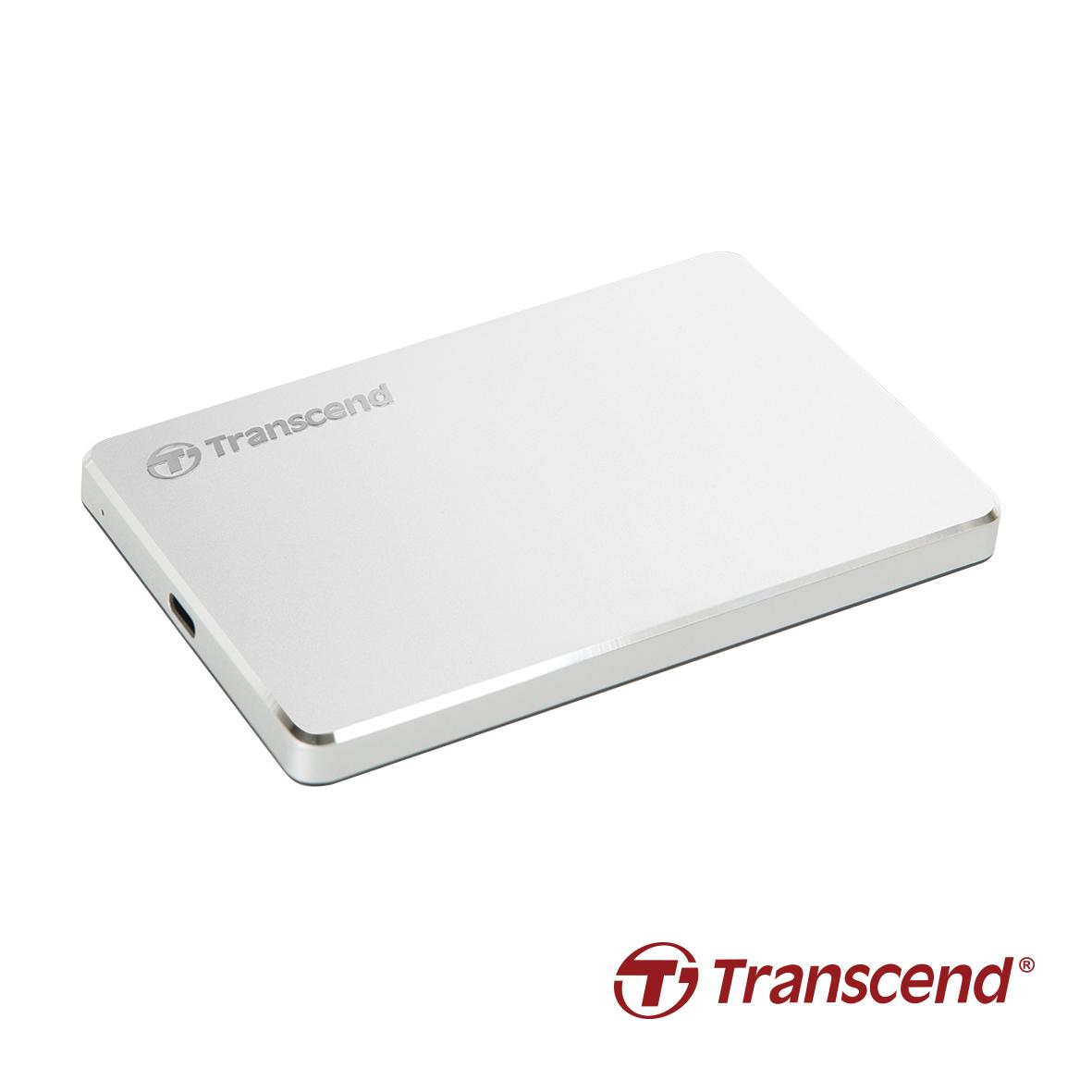 Transcend StoreJet 200 Portable Hard Drive