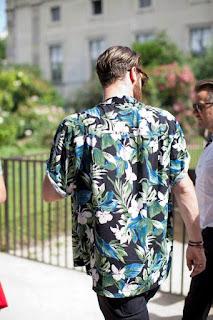 Model Batik Modern pria
