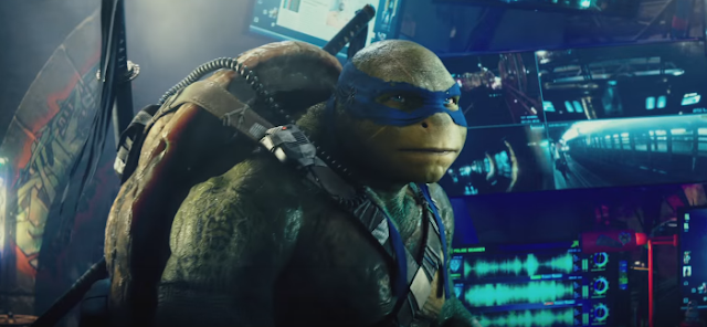 Teenage Mutant Ninja Turtles 2 (2016) Full Hindi Dubbed Movie 300MB 700MB