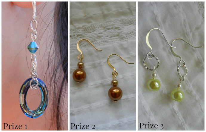 beach bohemian jewelry giveaway